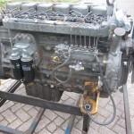 Części montowane w nowoczesnych silnikach marki Liebherr